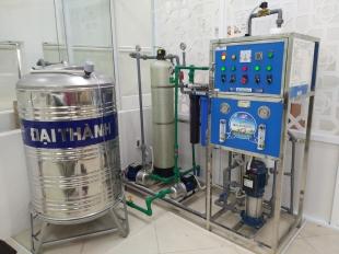 Hệ thống lọc nước tinh khiết công nghệ USA