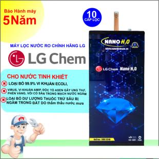 máy lọc nước RO LG Chem Nano H20